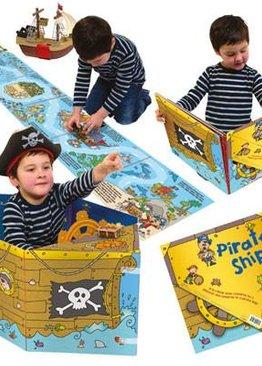 Convertible Pirate Ship