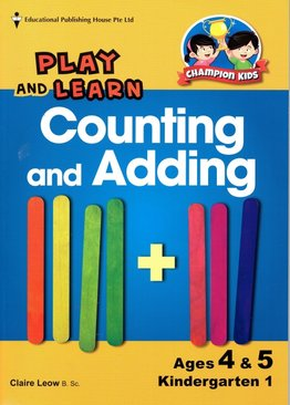 Play and Learn Counting & Adding K1