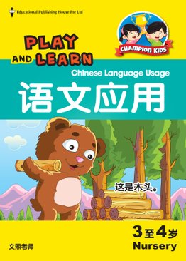 Play and Learn Chinese Language Usage Nursery