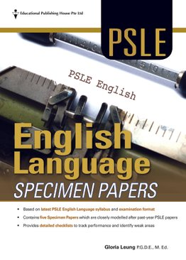 PSLE English Specimen Papers