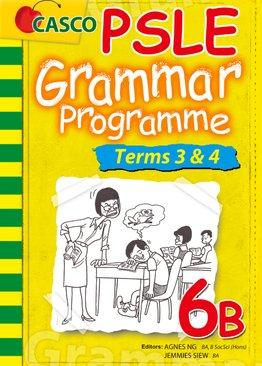 PSLE Grammar Programme 6B Term 3 & 4