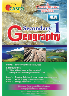 Secondary 1 Geography 