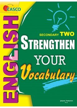 Secondary Two Strengthen Your Vocabulary