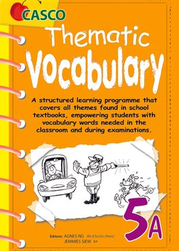 Thematic Vocabulary 5A