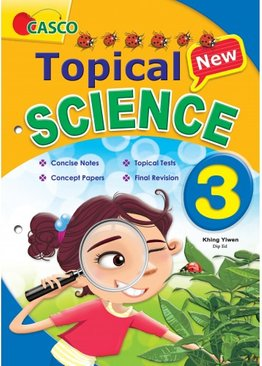 Topical New Science 3