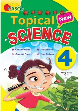 Topical New Science 4