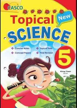 Topical New Science 5