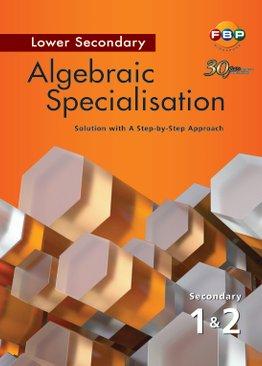Algebraic Specialisation Lower Secondary