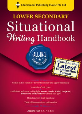 Situational Writing Handbook Lower Secondary