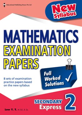 Maths Exam Papers 2E