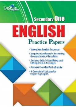 Sec 1 English Practice Papers
