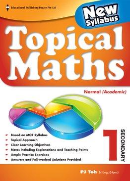 Topical Maths 1NA