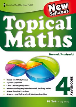 Topical Maths 4NA