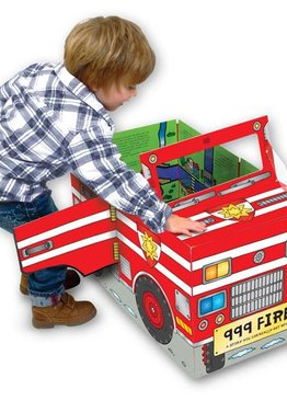 Convertible Fire Engine