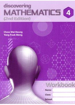 Discovering Mathematics Workbook 4E (2nd Ed)