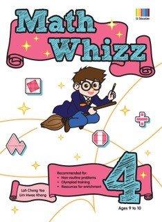 Math Whizz 4