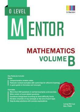 O Level Mentor Mathematics Volume B