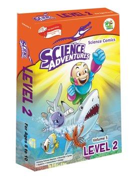 Science Adventures Level 2 [Vol 5]