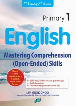English Mastering Comprehension Open-Ended Skills P1