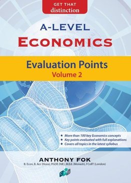 Evaluation Points Volume 2 A-Level
