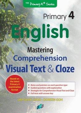 Mastering Comprehension Visual Text & Cloze P4