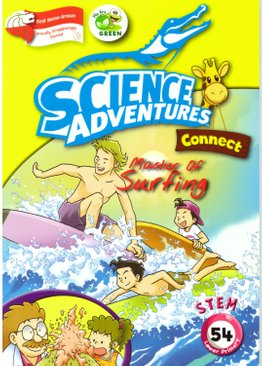 Science Adventures Box - Connect (STEM) [Vol 6]