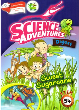 Science Adventures Box- Digest (STEM) [Vol 6]