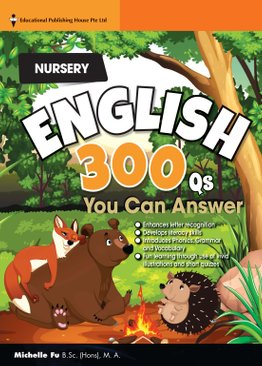 Nursery English 300 Questions You Can Answer