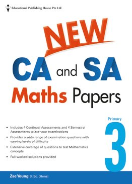 New CA And SA Maths Papers 3