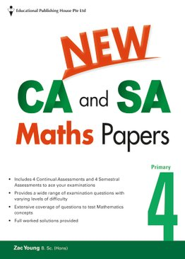 New CA And SA Maths Papers 4