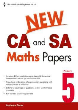 New CA And SA Maths Papers 5
