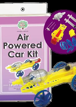 Play N Learn STEM Air Powered Car Kit