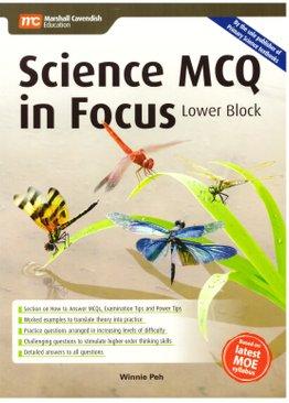 Science MCQ in Focus (Lower Block)