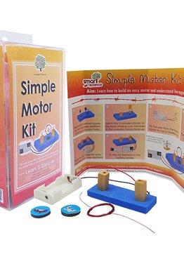 STEM Learn & Discover Play N Learn Simple Motor Kit
