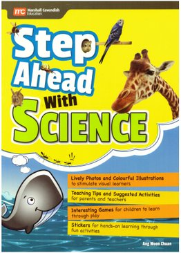 Step Ahead With Science