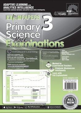 Primary 3 Science Mock Examinations
