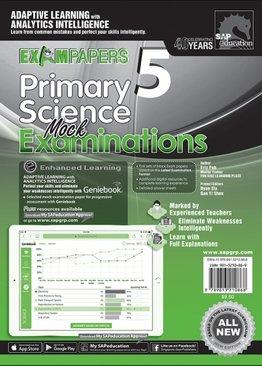 Primary 5 Science Mock Examinations