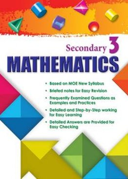 Secondary 3 Mathematics