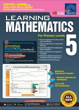 Learning Mathematics Book 5