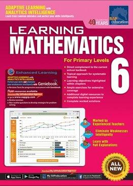 Learning Mathematics Book 6