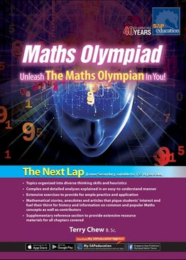 Maths Olympiad - The Next Lap (Lower Secondary)
