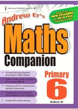 Andrew Er's Maths Companion 6