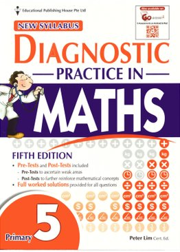 Diagnostic Practice In Maths 5 (New Syllabus)