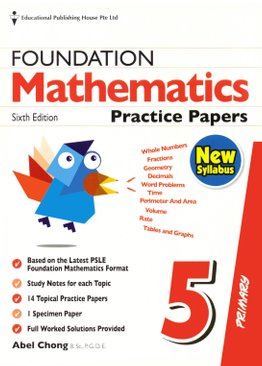 Foundation Maths Practice Papers 5