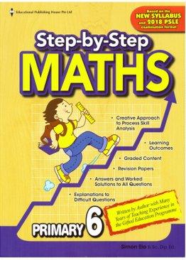 Step-By-Step Maths 6 (New Syllabus)