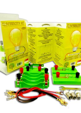STEM Science Play N Learn 6 Experiments on Electricity Teaching Resource Learning Aid