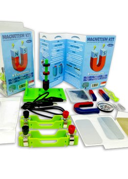STEM Science Play N Learn 6 Experiments on Magnetism Teaching Resource Learning Aid