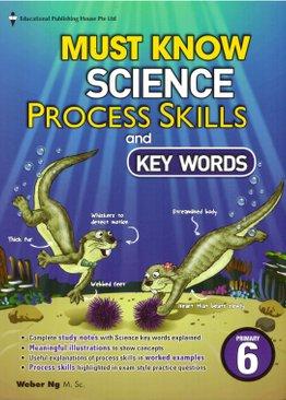 Must Know Science Process Skills & Key Words 6
