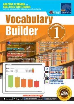 Vocabulary Builder Secondary Level 1 + NUADU