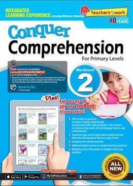 Conquer Comprehension Workbook 2